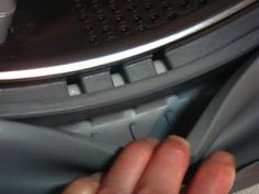 How to clean your front load washer.