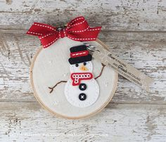 Snowman Home Decor by Laurie Willison for Papertrey Ink (October 2014)
