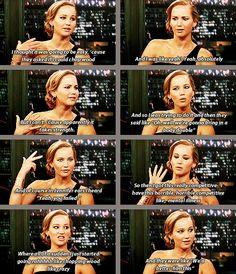bahaha. Love you Jen.