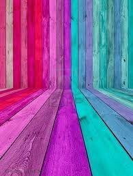 painted wood, purple, color schemes, pink, aqua, rainbow, blues, bright colours, bright colors