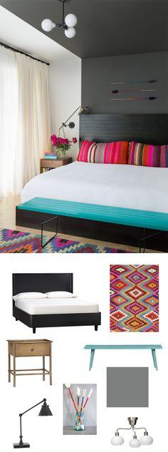 dreami bedroom, color bedroom, bedroom stuff