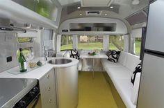 Airstream International Sterling Camper Trailer