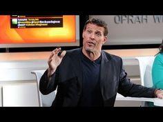 Tony Robbins Identifies 4 Types of Love - Oprah's Lifeclass