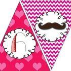 free valentine's banner