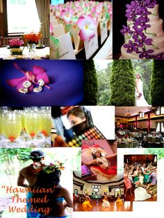 Hawaiian Theme Wedding On Pinterest Hawaiian Wedding