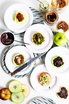 Hemsley & Hemsley: Apple Rings Five Ways recipes