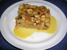 Kentucky Bourbon Bread Pudding