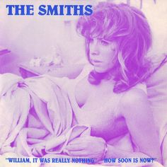 William, It Was Really Nothing 1987 Reissue. Cover Star Billie Whitelaw