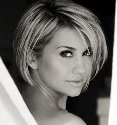 Chelsea Kane - love her hair!