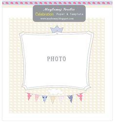 Free printable frame