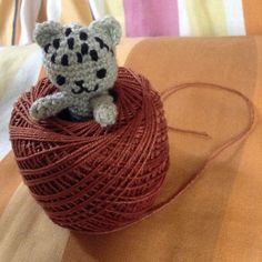 Ravelry: Pocket Kitty pattern by Dominique Cordero