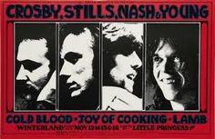 Bill Graham... Crosby, Stills, Nash and Young
