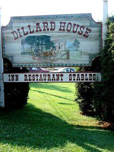 The Dillard House, Georgia