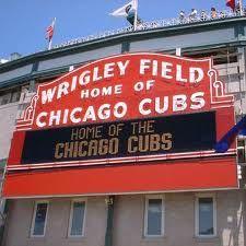 Cubs game 2011