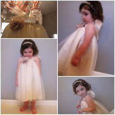 little girls, tull dress, dress tutorials, diy project, tulle, little girl dresses
