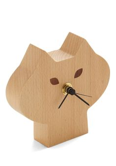 The Purr-fect Time Clock