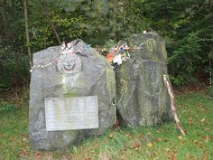 Band of Brothers:  Native American memorial by Dog Company, via Flickr