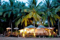 Good View Restaurant Koh Yao Noi Thailand - Eat sea food local food dining wine