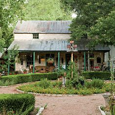 Fredricksburg (TX) Herb Farm, good place to stay, with a spa and restaurant. Plus 9 other things to do in the hill country
