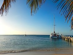 Sailing Belize with