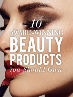 must-try award winning beauty products - weekend shopping trip!