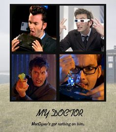 He'll always be my doctor