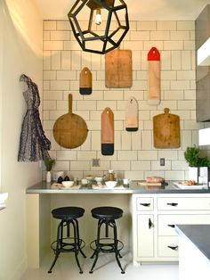 Useful kitchen design!