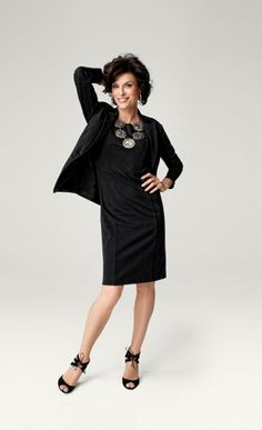 The Show Stopppers: Jacket Required #SoSlimming #Fall #chicos  #chicossweeps