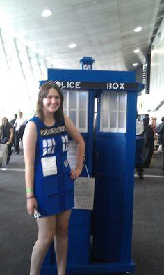 TARDIS + TARDIS