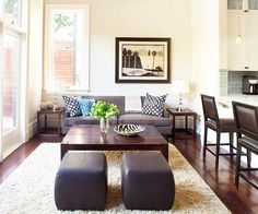Keeping rooms on pinterest keeping room traditional for Functional family room ideas