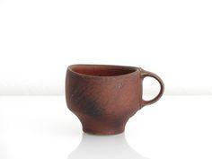 Phillip Finder - small cup. 2014. stoneware.