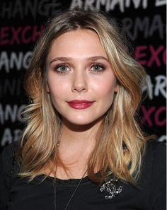 Elisabeth Olsen! Love her lip color!!!