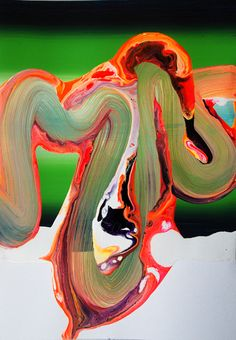 Painting by Yago Hortal