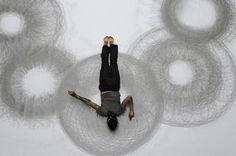 2010 - 8 circles by Tony Orrico