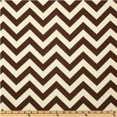 Premier Prints Indoor/Outdoor ZigZag Safari - Fabric.com is a great source for outdoor fabric