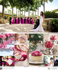 Raspberry Weddings
