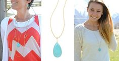 Beautiful Turquoise Pendant | Jane