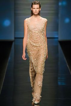 Milan Fashion Week : SS13  Alberta Ferretti
