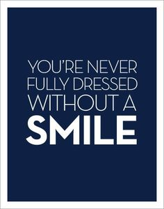 dress your smile