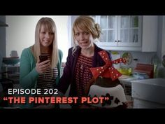 """""""The Pinterest Plot"""" - Pretty Darn Funny Season 2 - Ep. 2. Gracie enlists the comedy troupe to help Madison out of her post-partum slump by throwing a """"pinnable"""" half-birthday party for her baby. The real challenge--making things look half as good as they do on Pinterest..."""