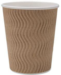 Genuine Joe Ripple Hot Cups $4.49 - from Well.ca