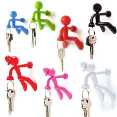 The Key Pete Magnetic Family.