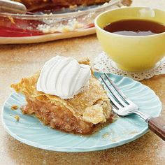 Apple Pie | Fruit pies are the most popular dishes at Greensboro's most famous eatery, PieLab. Learn to make this sweet apple pie. | SouthernLiving.com