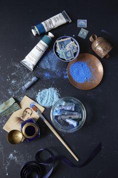 moody blues palette
