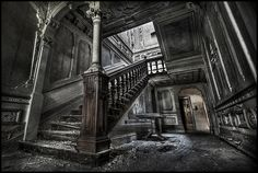 "Abandoned Mansion ""J"""