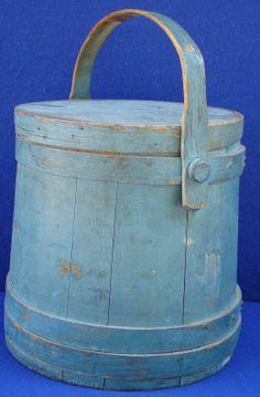 blue firkin