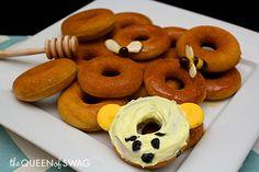 Gluten Free Mini Honey Doughnuts Recipe!