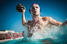 Team U.S.A. Waterpolo, Tony Azavedo