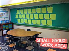 Back To School Week: Day 2: WHERE My Classroom Digs