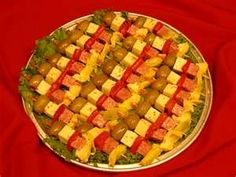 Meat Trays & Cheese Trays